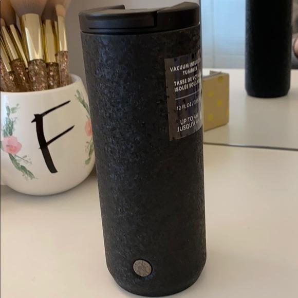 Starbucks Hot Traveler Cup Black 12oz
